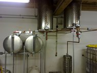 Distillery - double boilers system. Rampas 04